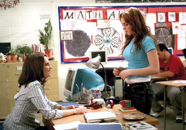Lindsay Lohan,Tina Fey