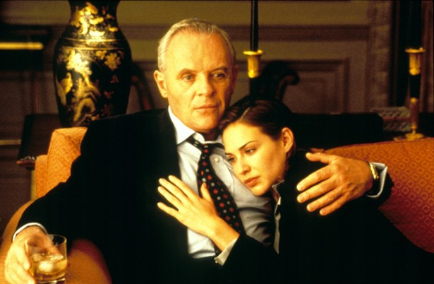 Anthony Hopkins,Claire Forlani