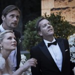 Alexander Skarsgård,Charlotte Gainsbourg,Kiefer Sutherland,Kirsten Dunst