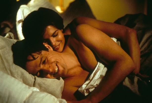 Hugh Grant,Jeanne Tripplehorn
