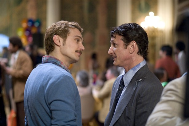 James Franco,Sean Penn