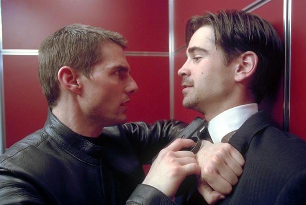 Colin Farrell,Tom Cruise