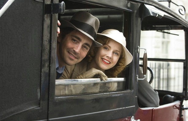 Amy Adams,Lee Pace