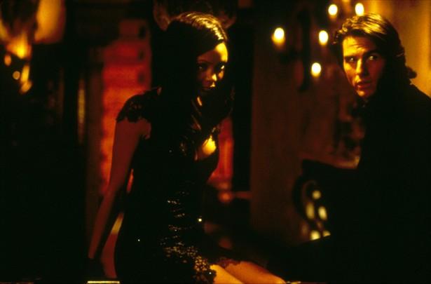Thandie Newton,Tom Cruise