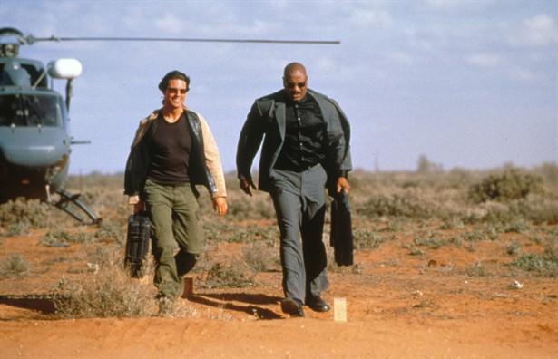 Tom Cruise,Ving Rhames