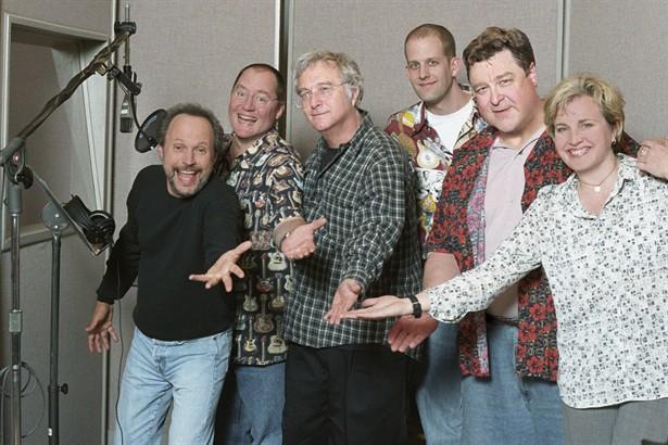 Billy Crystal,John Goodman