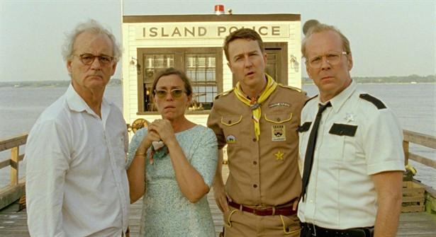 Bill Murray,Bruce Willis,Edward Norton,Frances McDormand