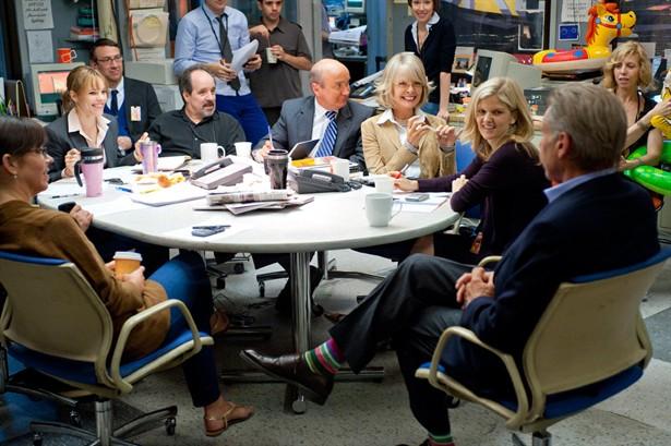 Diane Keaton,Harrison Ford,Rachel McAdams