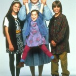 Mara Wilson,Matthew Lawrence,Robin Williams,Sally Field