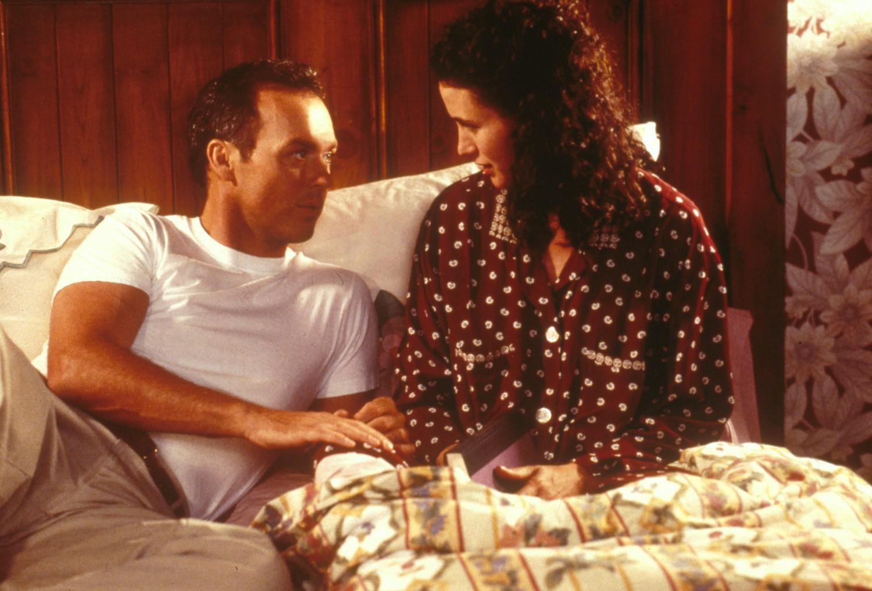 Andie MacDowell,Michael Keaton