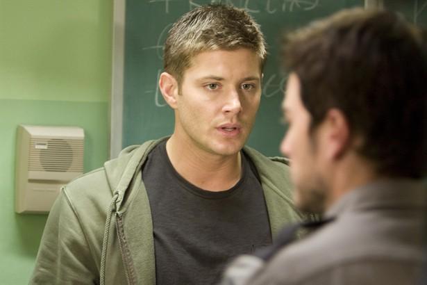 Jensen Ackles,Kerr Smith