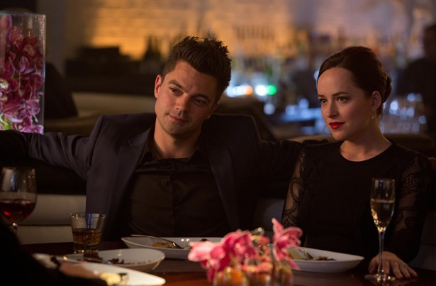 Dakota Johnson,Dominic Cooper