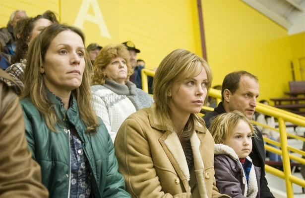 Charlize Theron,Frances McDormand,Woody Harrelson
