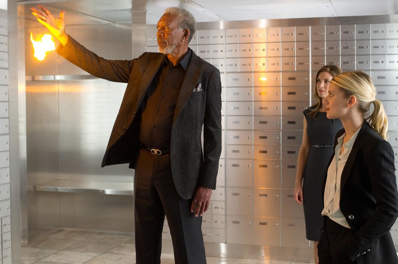 Mélanie Laurent,Morgan Freeman