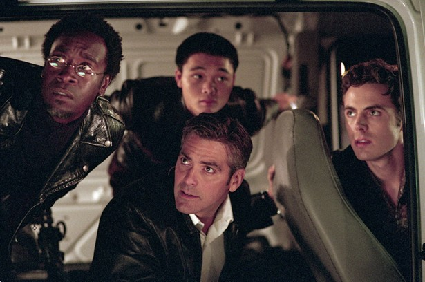 Casey Affleck,Don Cheadle,George Clooney