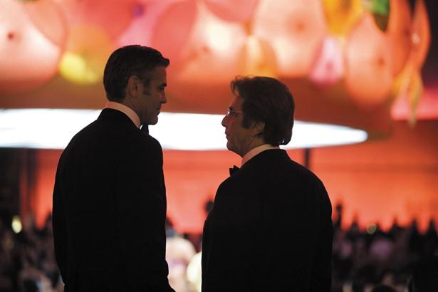 Al Pacino,George Clooney