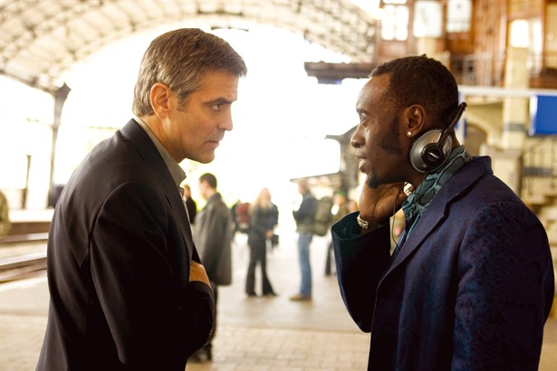 Don Cheadle,George Clooney