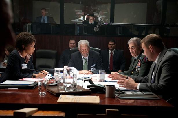 Angela Bassett,Morgan Freeman,Robert Forster