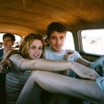 Garrett Hedlund,Kristen Stewart,Sam Riley