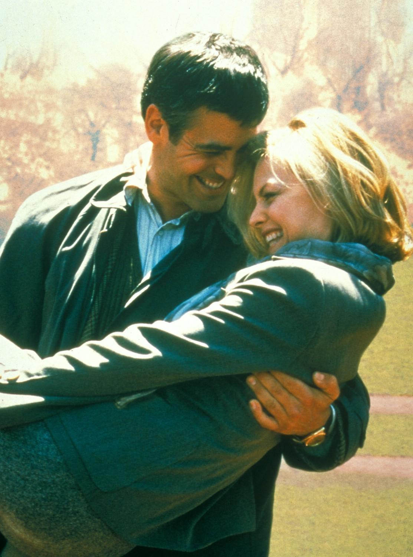 George Clooney,Michelle Pfeiffer