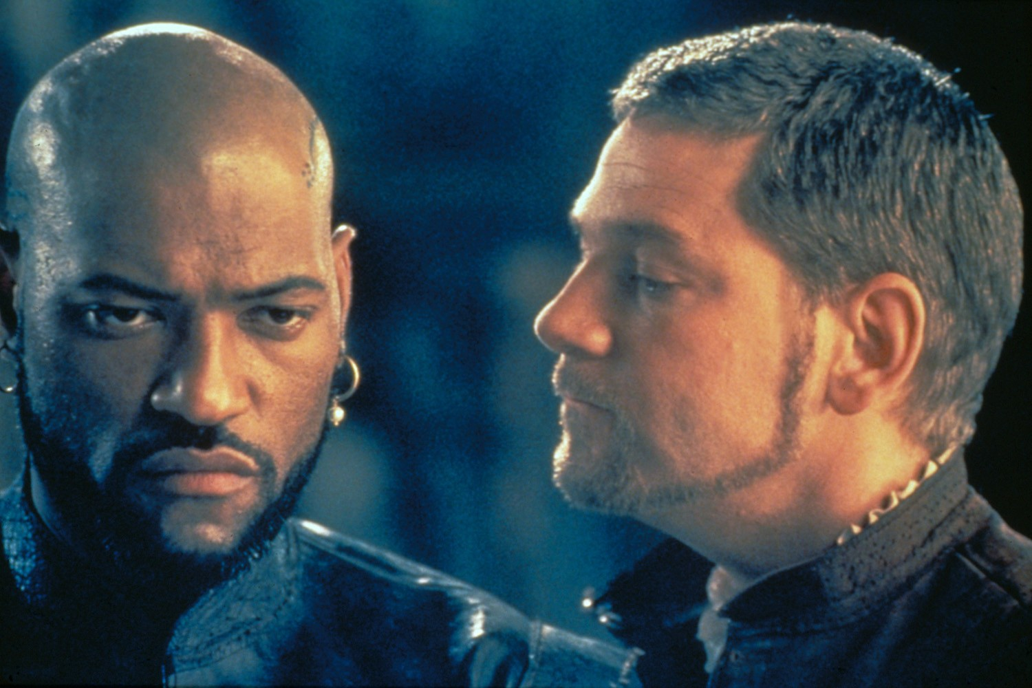 Kenneth Branagh,Laurence Fishburne