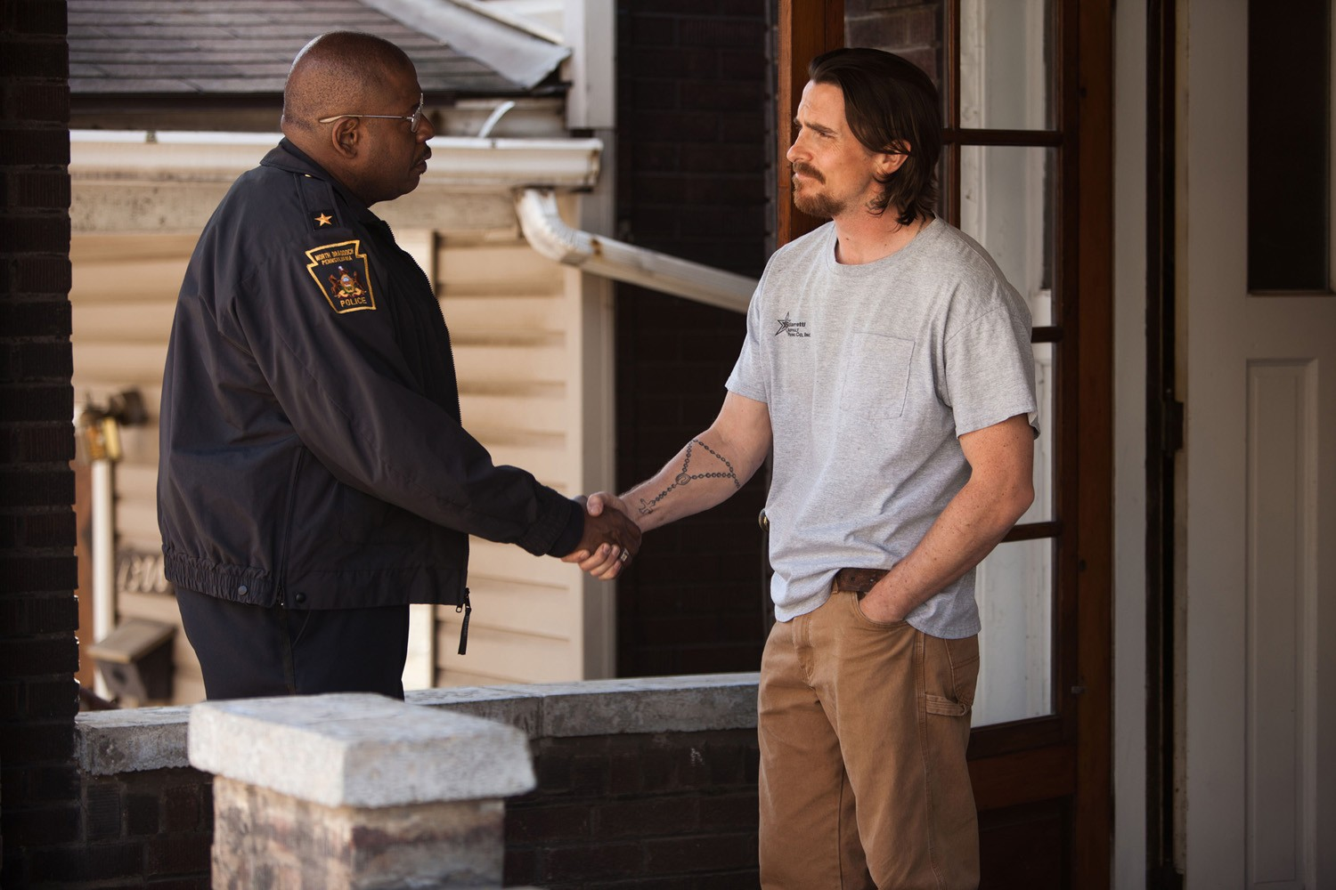 Christian Bale,Forest Whitaker