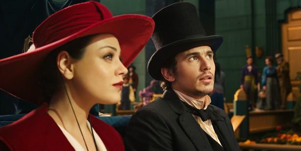 James Franco,Mila Kunis