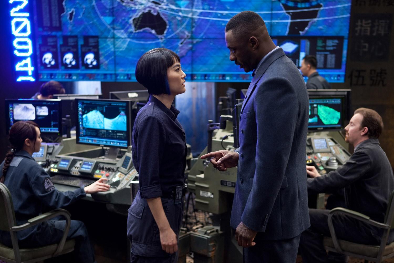 Idris Elba,Rinko Kikuchi