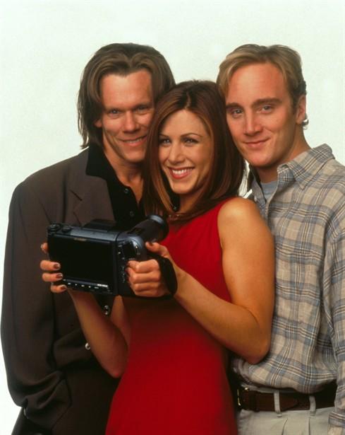Jay Mohr,Jennifer Aniston,Kevin Bacon