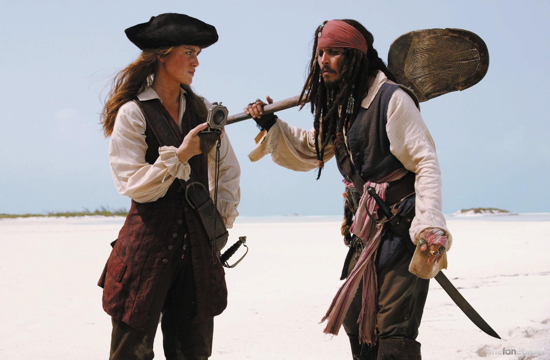 Johnny Depp,Keira Knightley