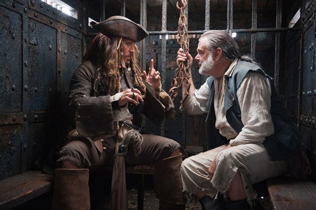 Johnny Depp,Kevin McNally