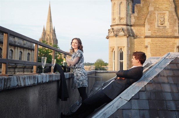 Holliday Grainger,Max Irons