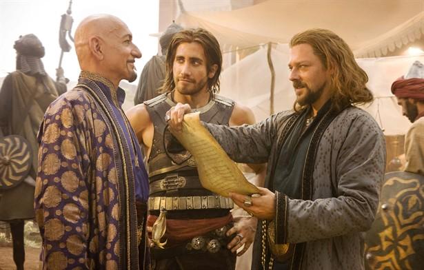 Ben Kingsley,Jake Gyllenhaal,Richard Coyle
