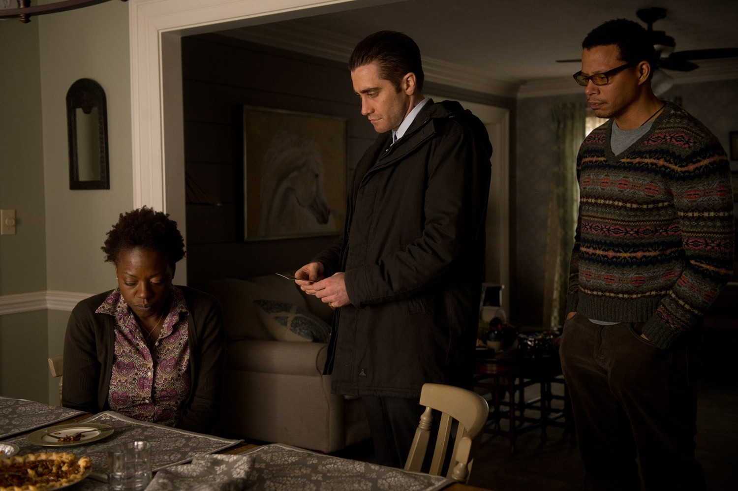 Jake Gyllenhaal,Terrence Howard,Viola Davis