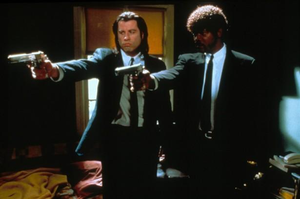 John Travolta,Samuel L. Jackson