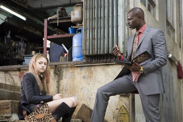 Dakota Fanning,Djimon Hounsou