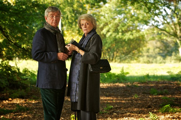 Maggie Smith,Tom Courtenay