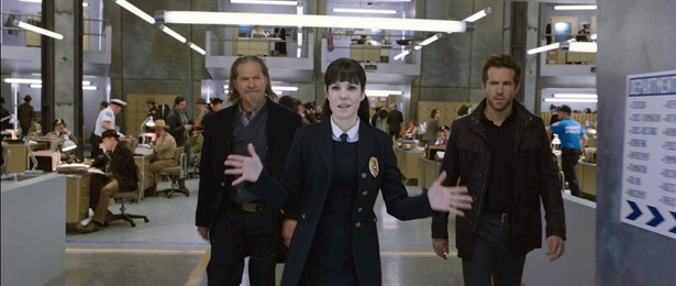 Jeff Bridges,Kevin Bacon,Mary-Louise Parker