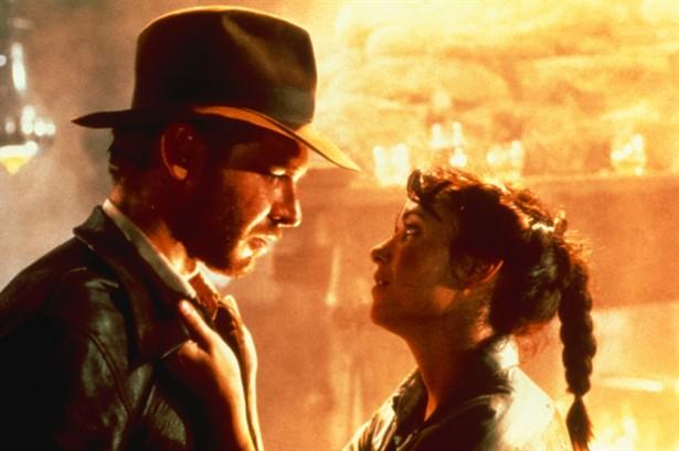 Harrison Ford,Karen Allen