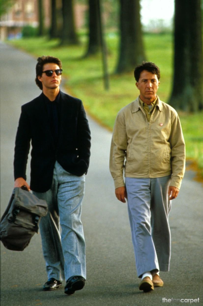 Dustin Hoffman,Tom Cruise