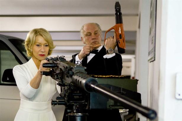 Helen Mirren,John Malkovich