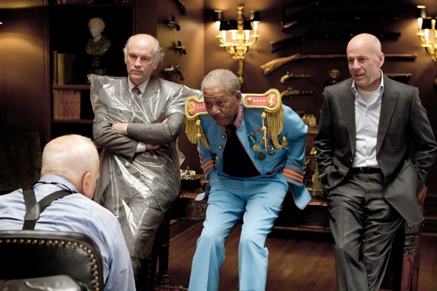 Bruce Willis,John Malkovich,Morgan Freeman,Richard Dreyfuss