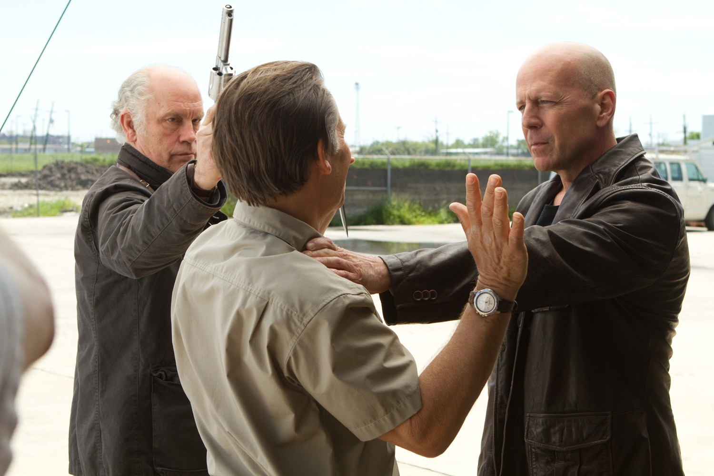 Bruce Willis,John Malkovich