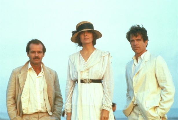 Diane Keaton,Jack Nicholson,Warren Beatty