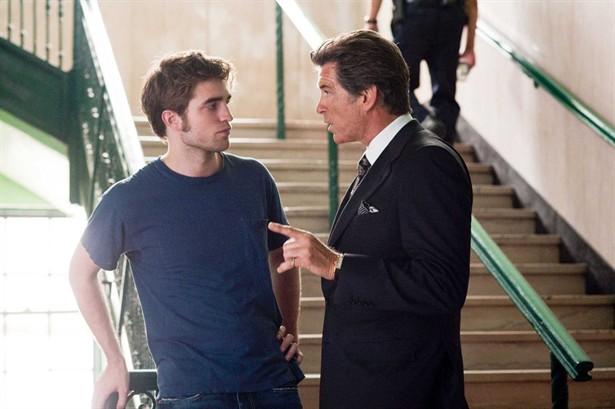 Pierce Brosnan,Robert Pattinson