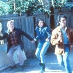 Jami Gertz,Kiefer Sutherland,Lou Diamond Phillips
