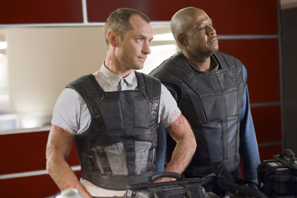 Forest Whitaker,Jude Law