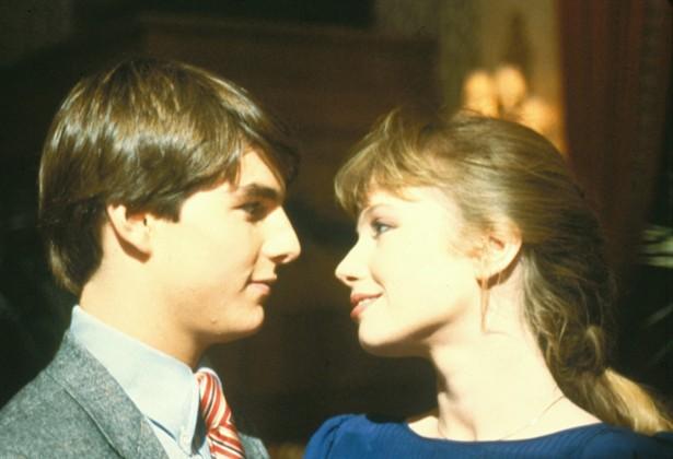 Rebecca De Mornay,Tom Cruise