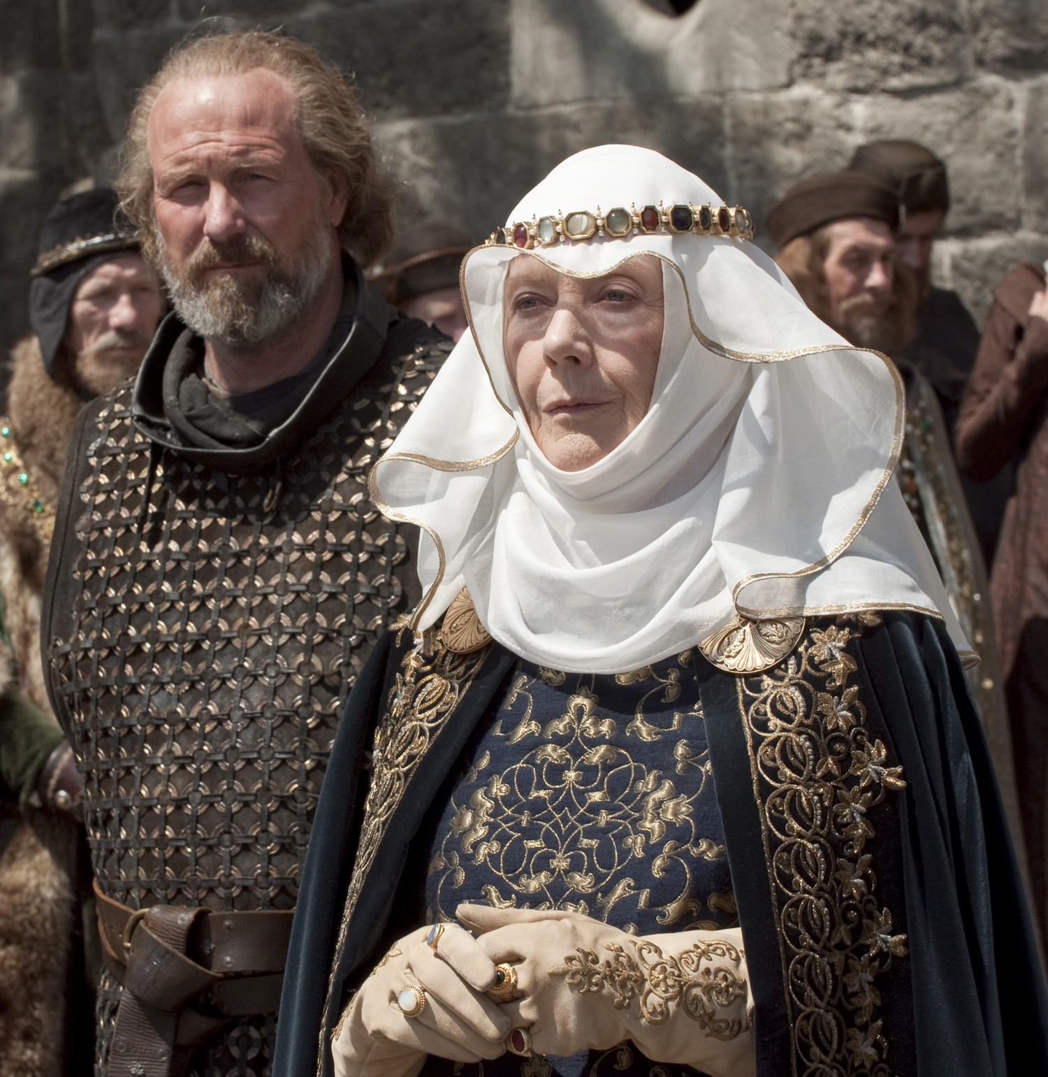 Eileen Atkins,William Hurt