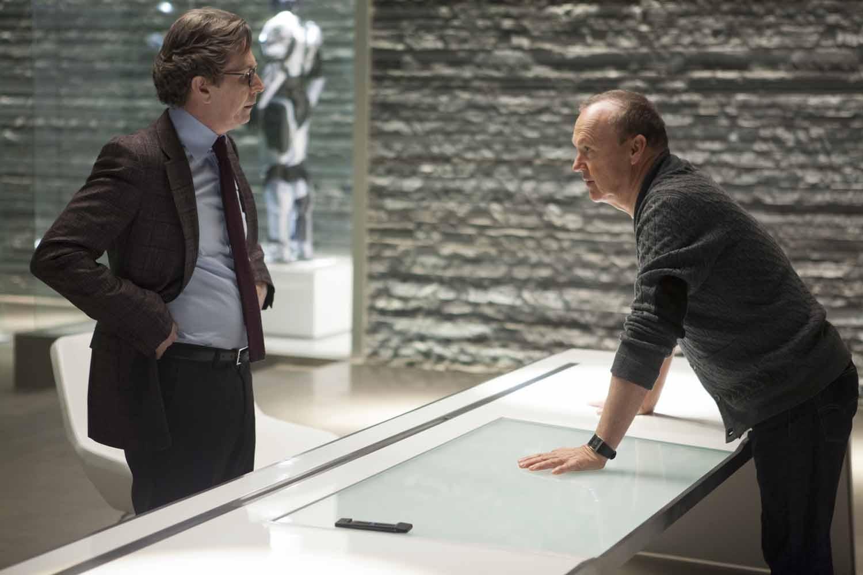 Gary Oldman,Michael Keaton